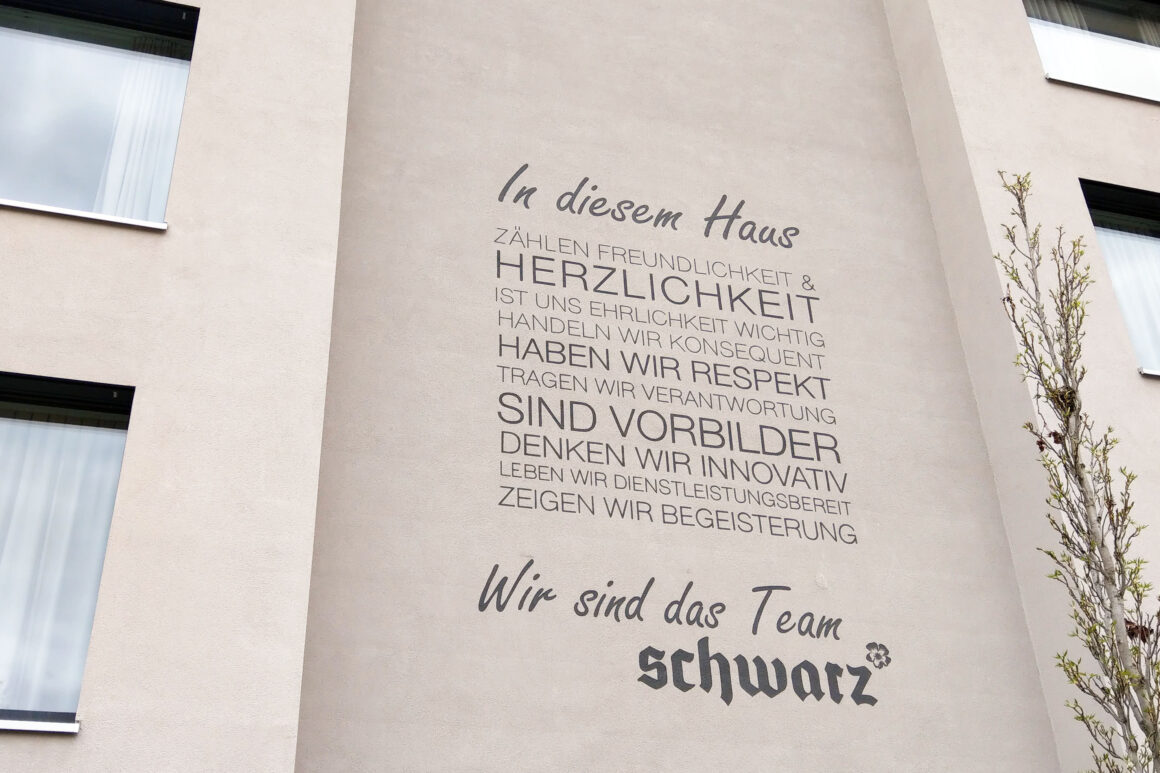 Teamhaus-Alpenresortschwarz