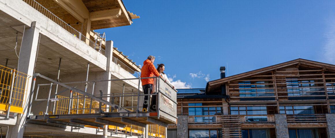 Das Alpenresort Schwarz erweitert das Stammhaus mit neuen Zimmern