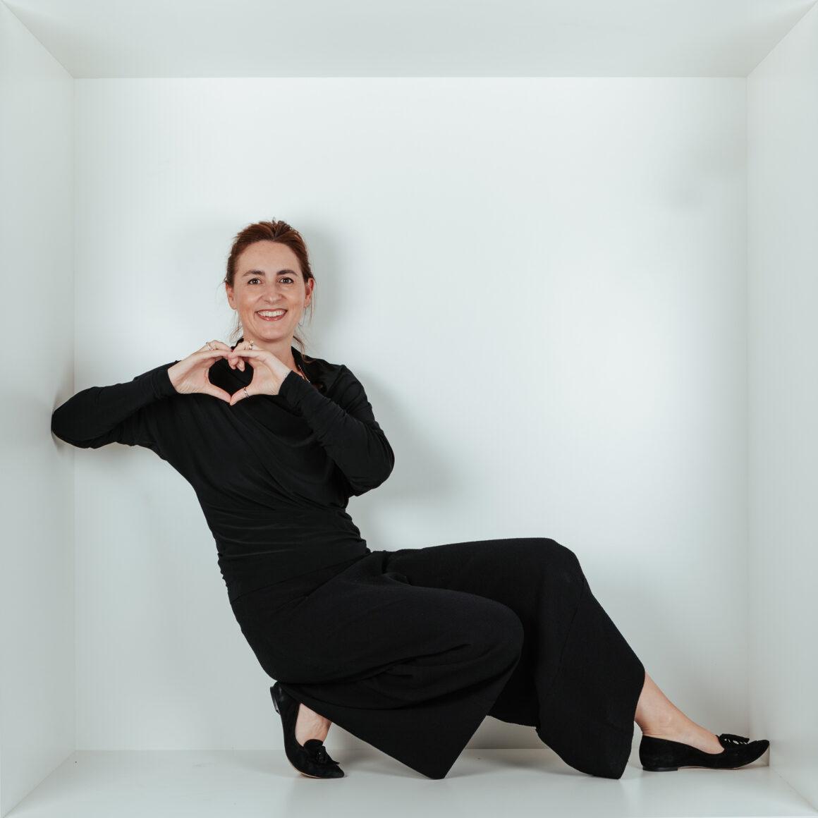 Katharina PIrktl lädt ein zum Webinar